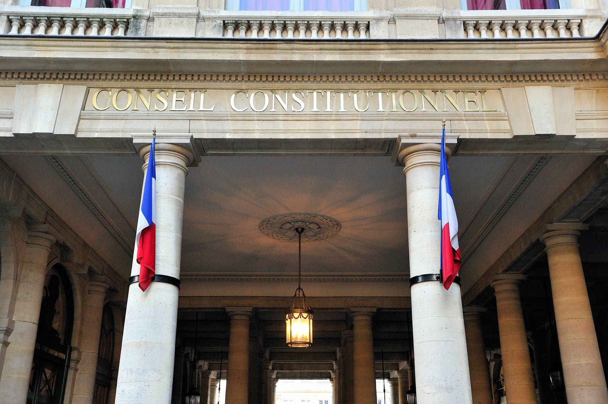 Photo Conseil constitutionnel